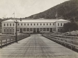 U.S. Immigration Station, Angel Island, San Francisco Bay