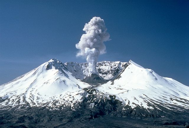 Mount St. Helens, 1982