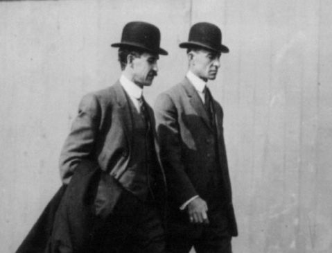 Wright brothers, 1910